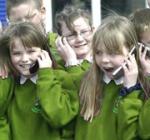Casi La Mitad de Los niños españoles de entre 8 y 13 años disponen de teléfono móvil