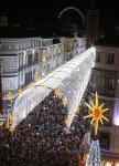 Los malagueños duplican esta Navidad su gasto en alimentación y reducen en la compra de regalos