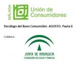 Decálogo del Buen Consumidor. Sexta Publicación
