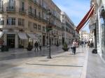 La variedad de comercios y la oferta gastronómica, lo más valorado en el Centro Histórico de Málaga