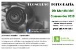 Bases Concurso Fotografía  'Día Mundial del Consumidor' 2019