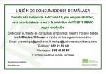 Información Asociación ante Coronavirus