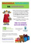 Campaña 'Recogida solidaria de juguetes'