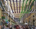 Ocho de cada 10 malagueños irán a la Feria 2017