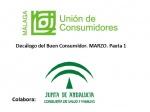 Decálogo del Buen Consumidor. Primera publicación.
