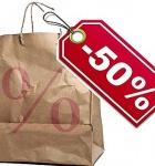 Nueve de cada diez malagueños comprarán en rebajas con una media de gasto entre 50 y 100 euros