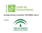 Decálogo del Buen Consumidor. Séptima publicación.